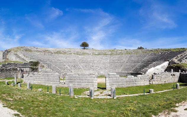 Αρχαία Δωδώνη – Ιωάννινα
